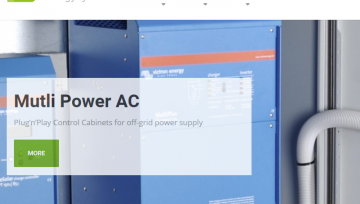 New website of Smart Energysystems International AG online