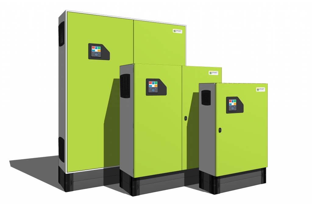 Übersicht SmartEnergy+ DC PV-Batteriespeicher